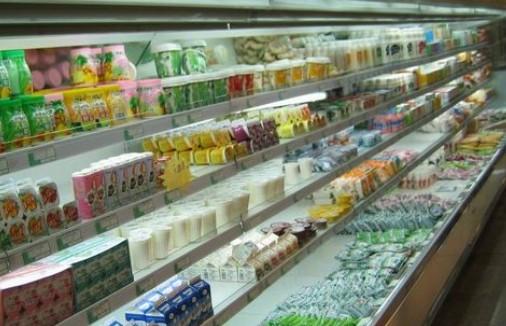 冷库食品冷藏链,食品冷藏柜
