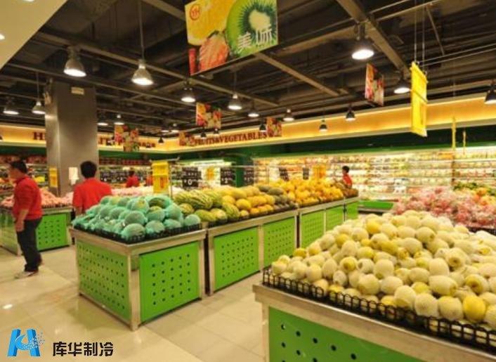 连锁水果超市优势明显 果蔬冷库安装需求旺盛